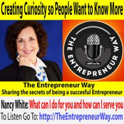 713: Creating Curiosity so People Want to Know More with Nancy White Founder and Owner of the Healthy Cells Chick