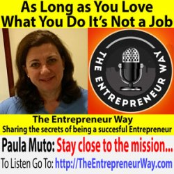 743: As Long as You Love What You Do It's Not a Job with Dr Paula Muto Founder and Owner of UBERDOC