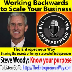 746: Working Backwards to Scale Your Business with Steve Woody Founder and Owner of Avadim Technologies, Inc