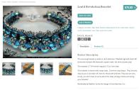Lentil Revolution Bracelet