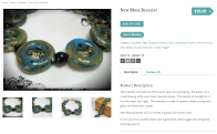 New Moss Bracelet