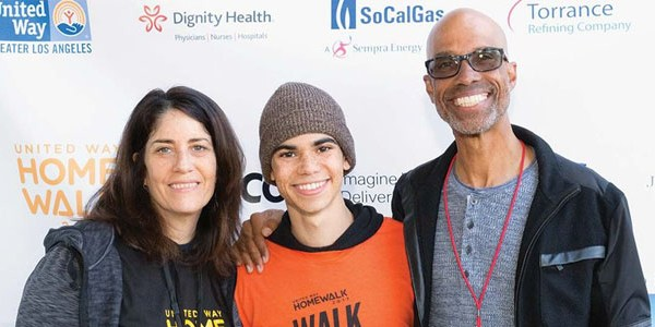 Cameron Boyce's Parents Keep His Memory Alive by Furthering His Causes