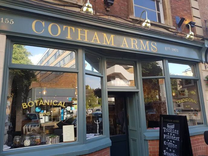 The Cotham Arms Bristol