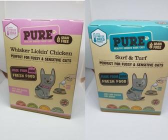 pure cat food