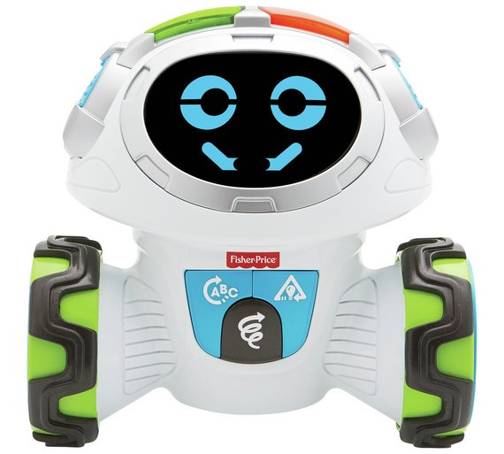 toddler robot movi