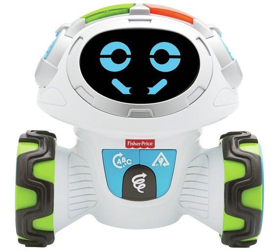 toddler robot movi