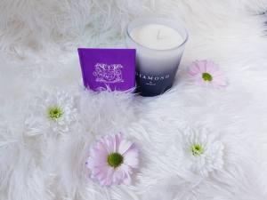 Gemporia diamond candle
