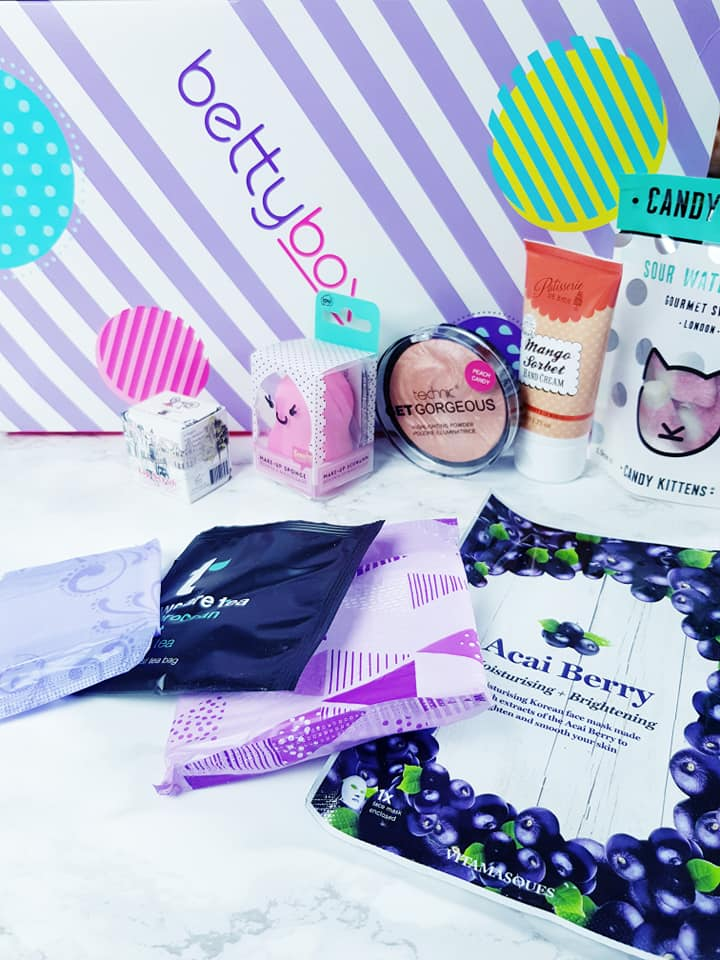 Be Period Ready With Bettybox.