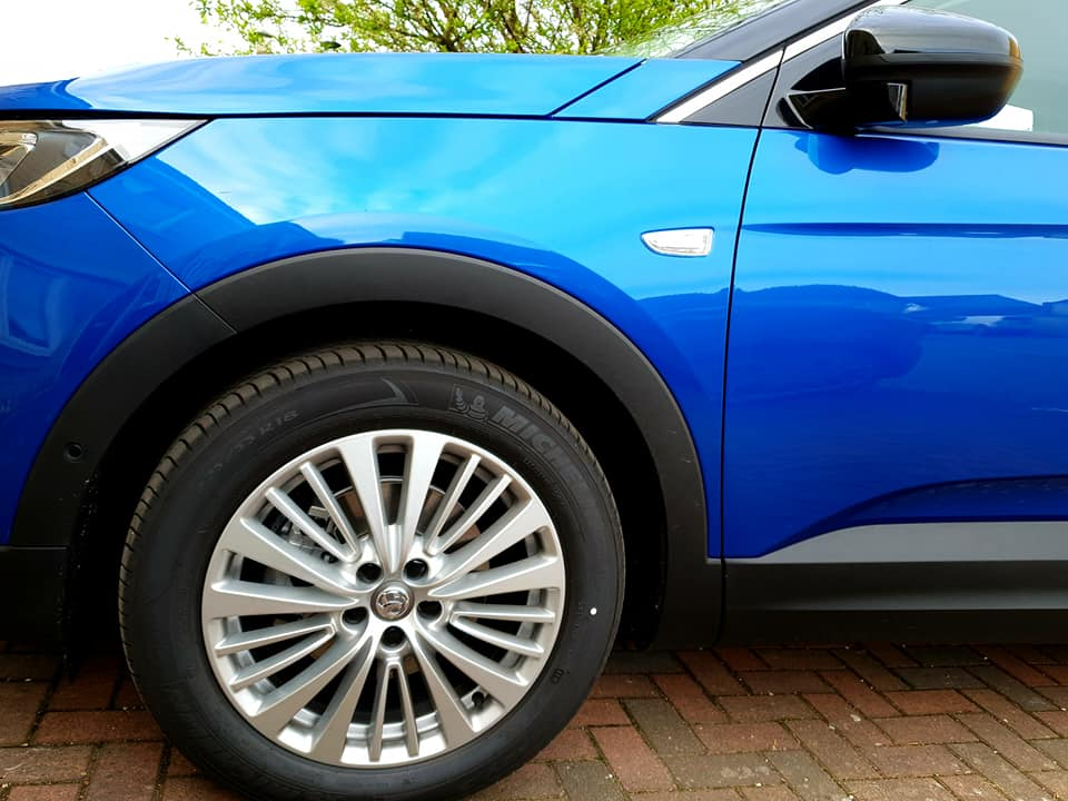 Introducing – Vauxhall Grandland X Sport.