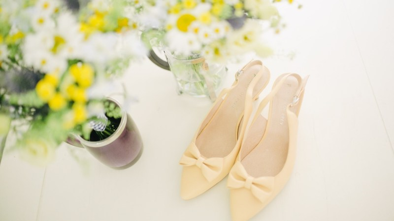 What Colour Shoes Are Best Pairs For A Golden Dress?