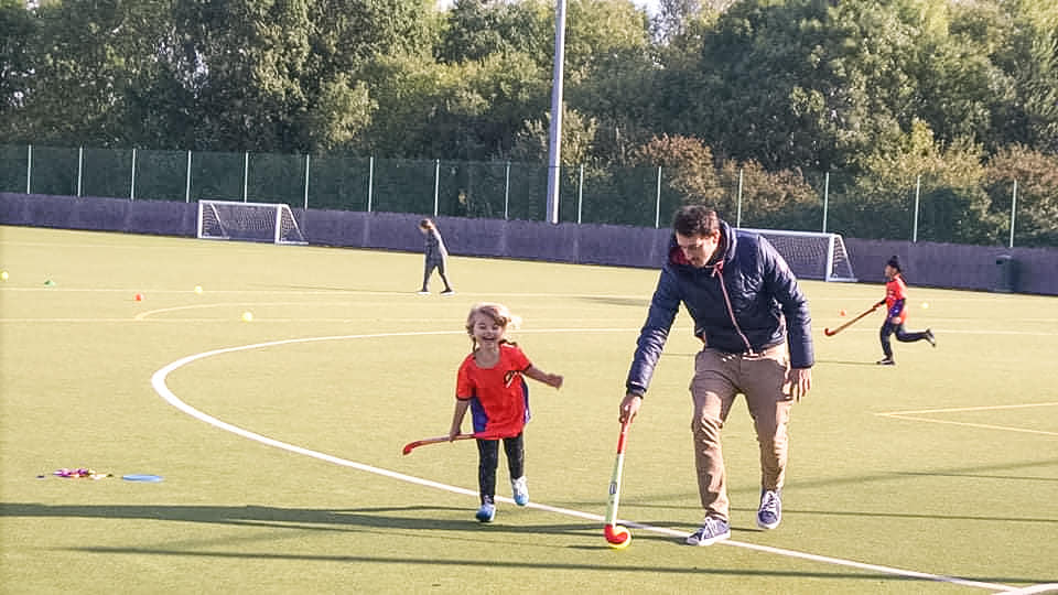 Finding Our Inner Hero with England Hockey.