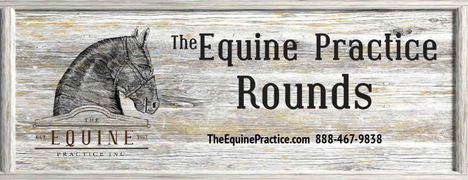 The Equine Practice Inc, The Equine Practice Rounds header