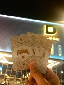 บัตร Kaan Show