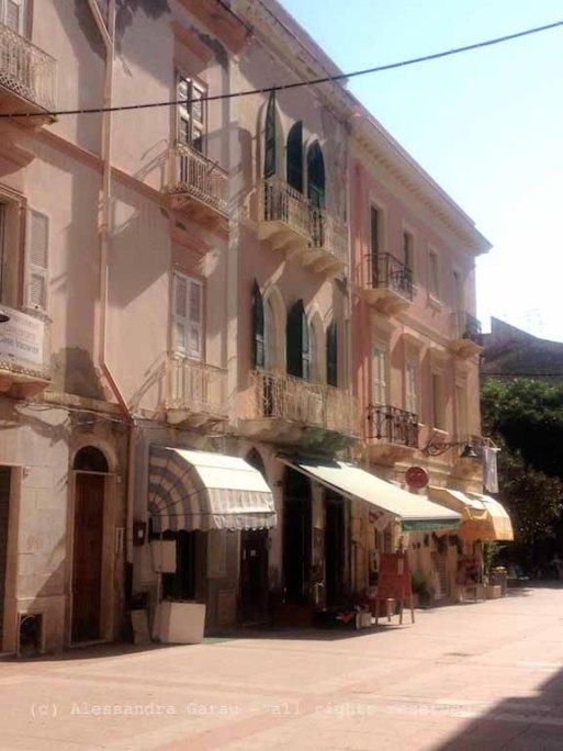 Carloforte, Isola di S. Pietro