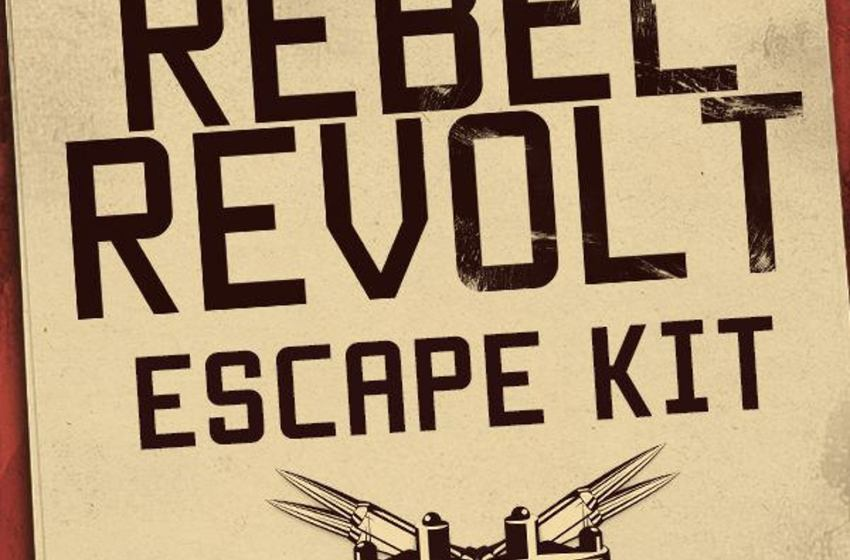 Lock Paper Scissors: Rebel Revolt
