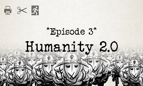 ClueQuest: Humanity 2.0
