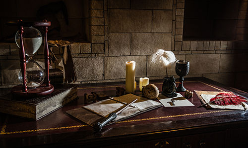 Enigma Quests: School of Witchcraft and Wizardry