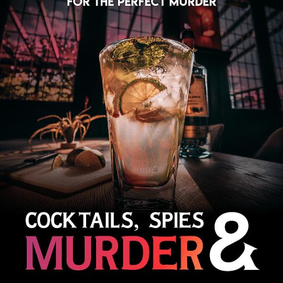 Questventure: Cocktails, Spies & Murder