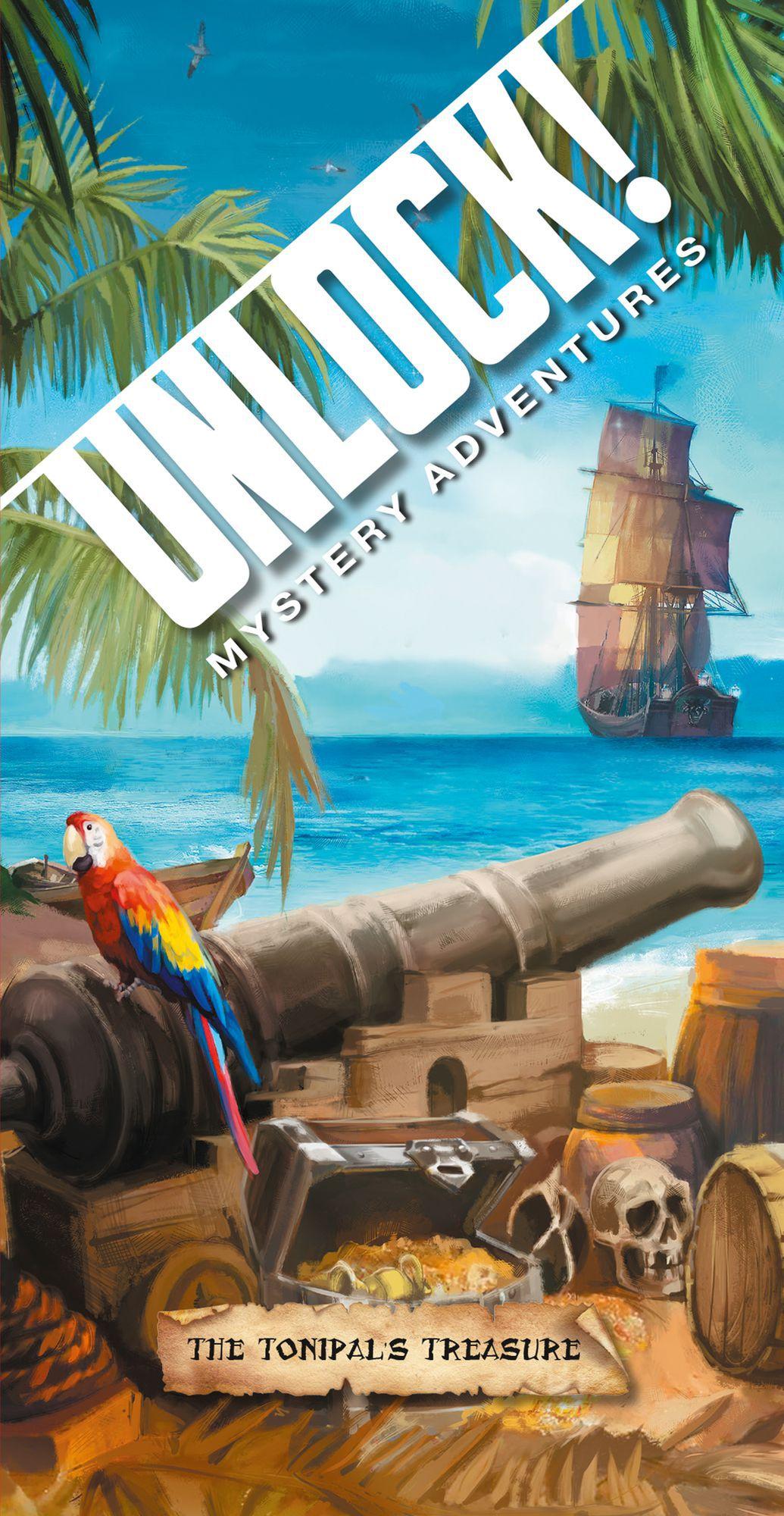 Unlock!: The Tonipal's Treasure