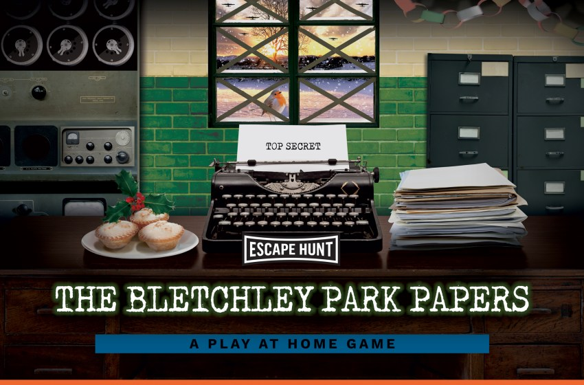 Escape Hunt: The Bletchley Park Papers