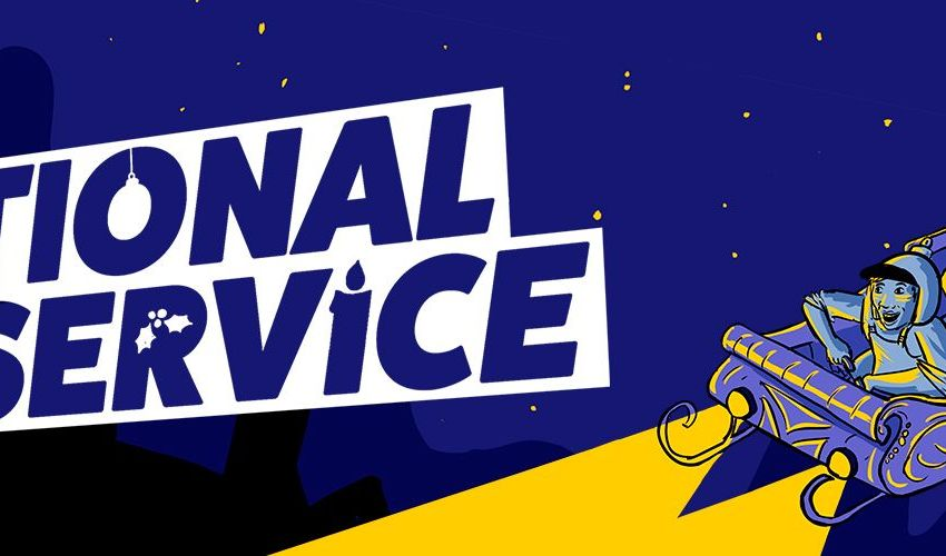 Fast Familiar: National Elf Service