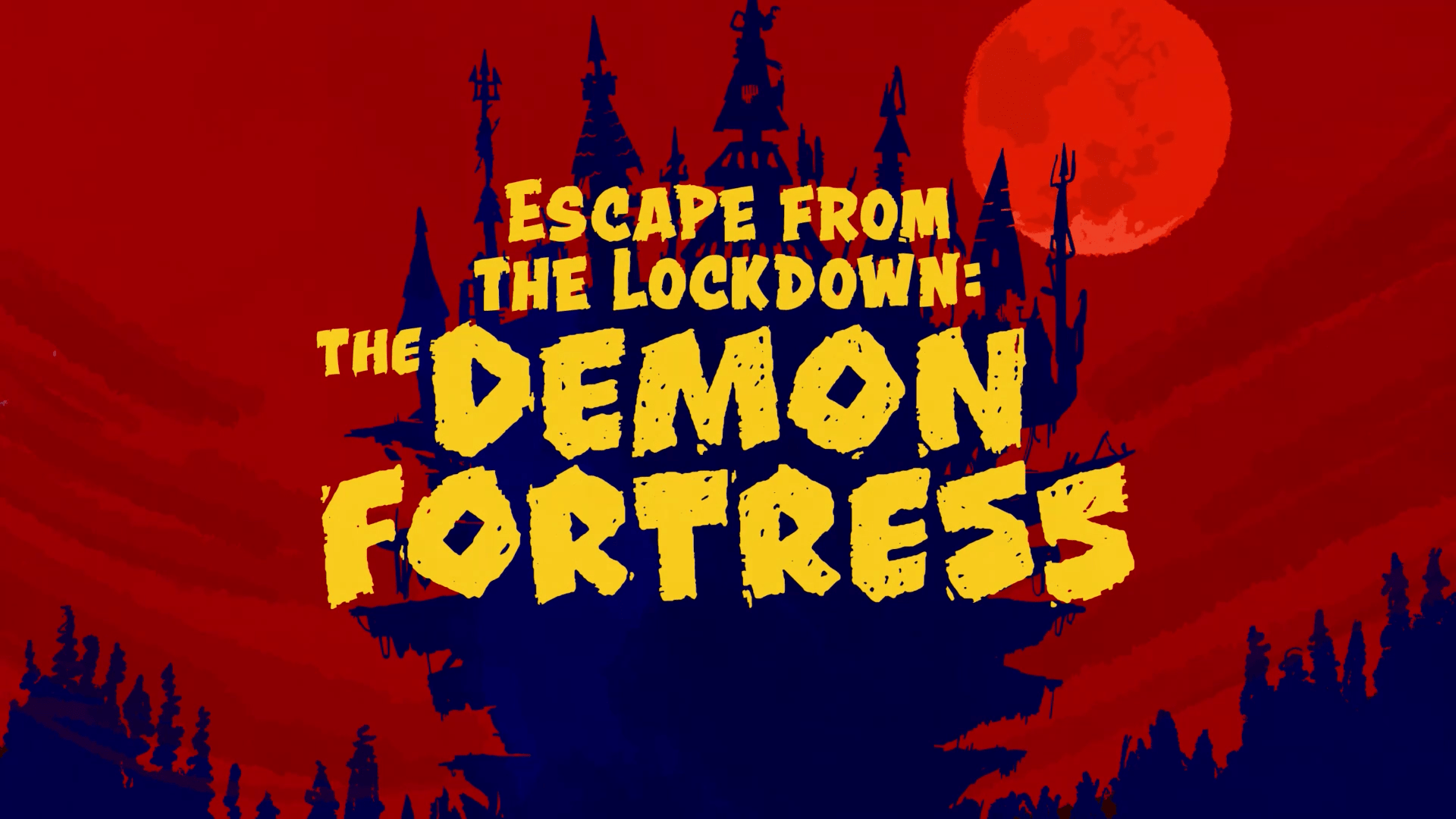Real Escape Game Japan (SCRAP): Escape From the Lockdown: The Demon Fortress