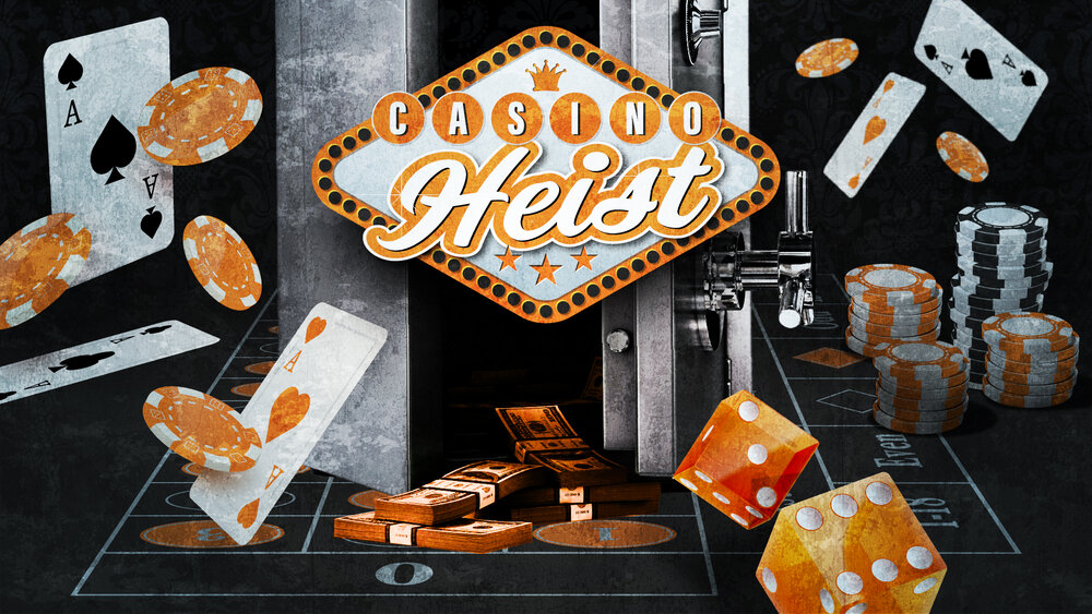 Escape London: Casino Heist – Break the Rules