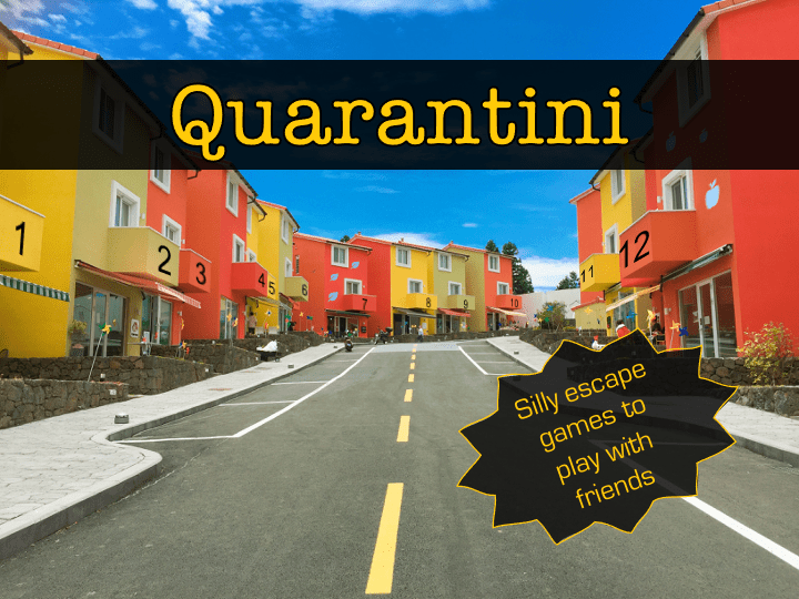 Quarantini Boredom Escapes: Escape from Catland | Review