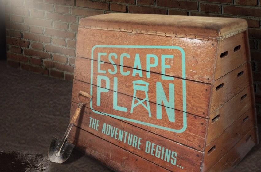 Escape Plan: The Adventure Begins