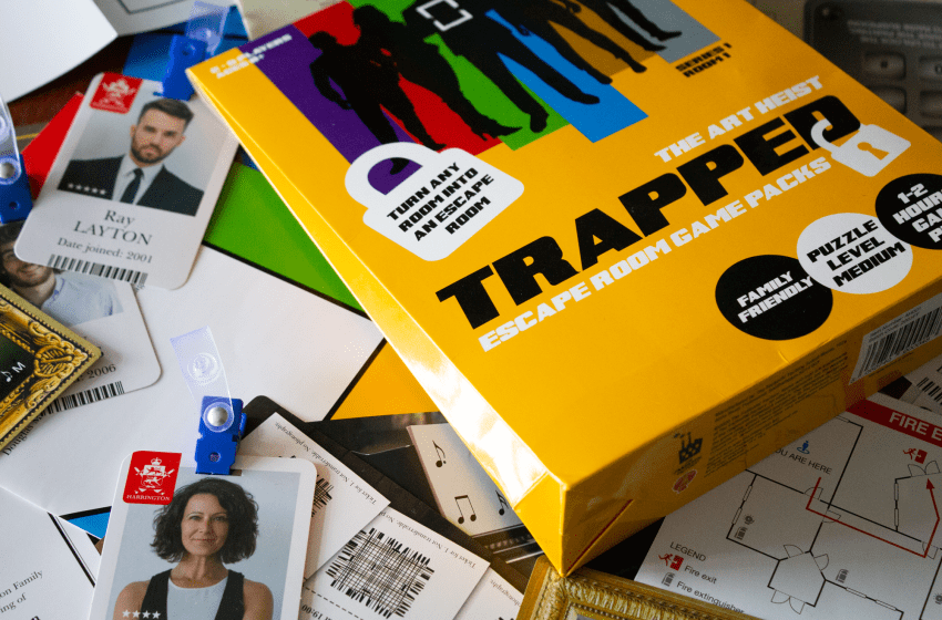 Trapped: The Art Heist | Review