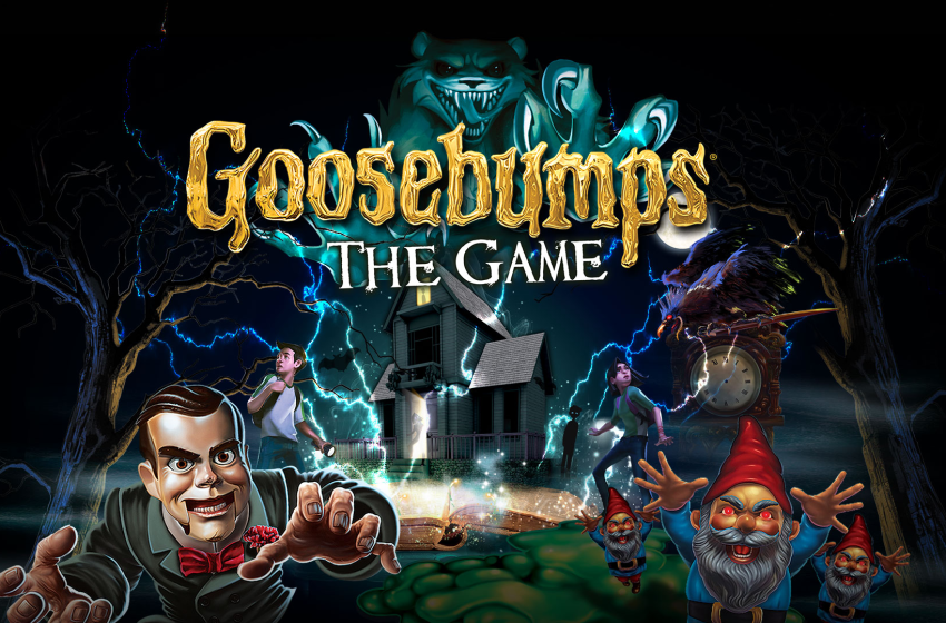 Goosebumps: The Game | Review