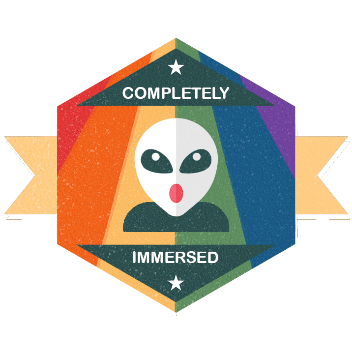 The Escape Roomer Badge Immersion