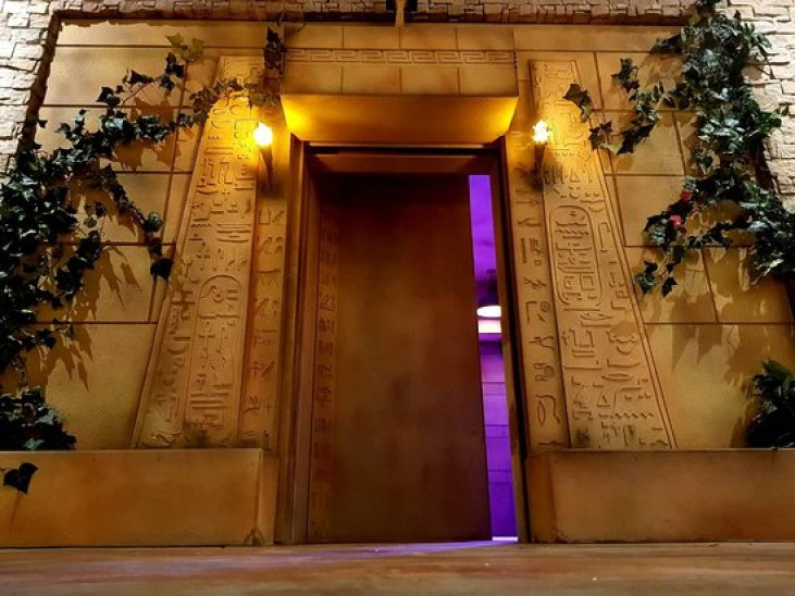 Quest Escape Room Jersey Review Mission Impossible Breakout