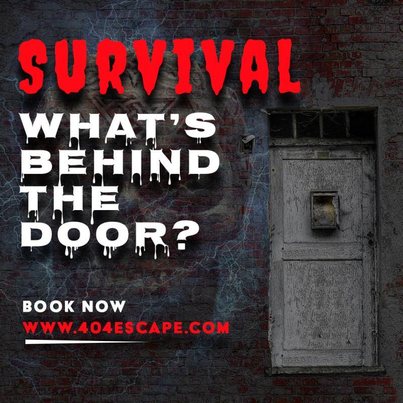 Survival 404 Escape Review