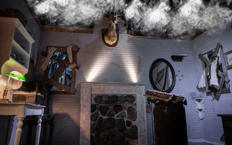 Evil Dead 2 Remote Avatar Escape Room Review