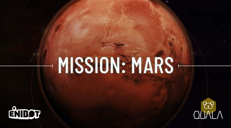Enibot Mission Mars Poster Review