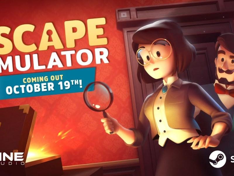 Escape Simulator Video Game