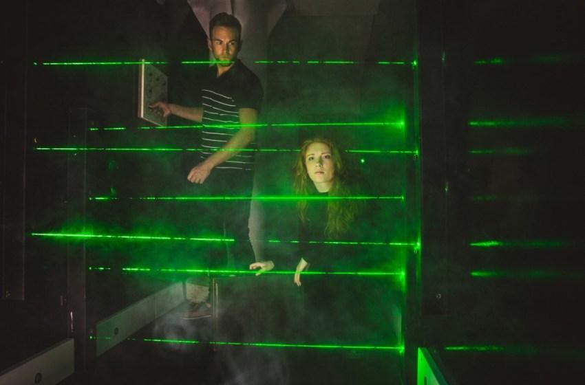 Enigma Quests Million Pound Heist Review