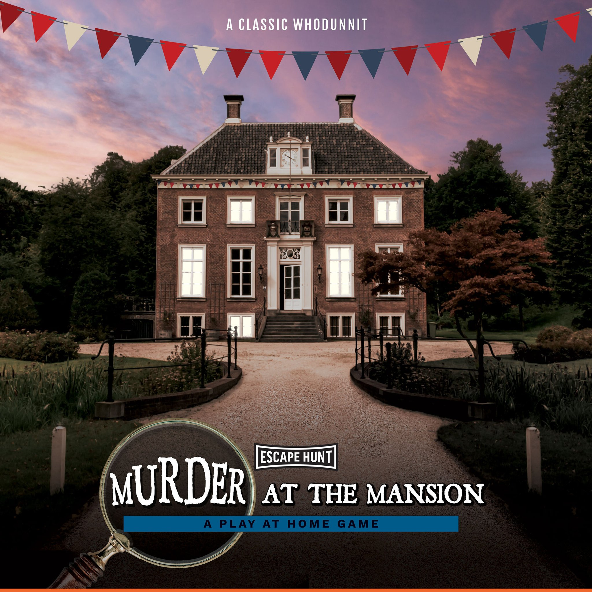 Escape Hunt: Murder at the Mansion | Review