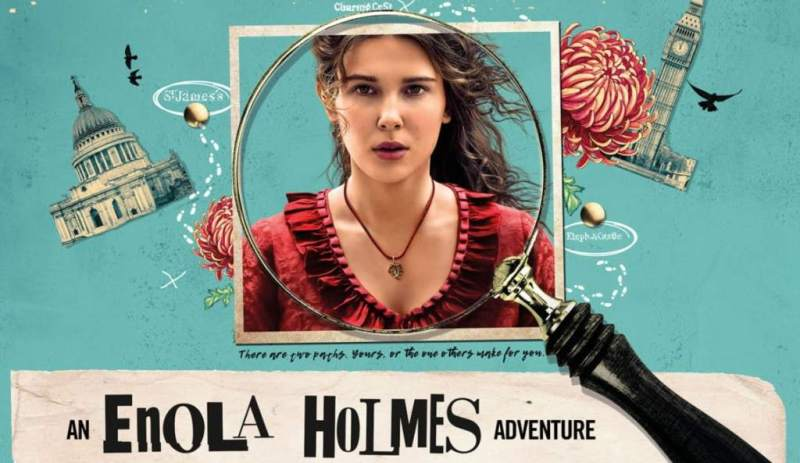An Enola Holmes Adventure Review