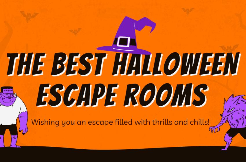 The Best Halloween Escape Rooms UK 2021