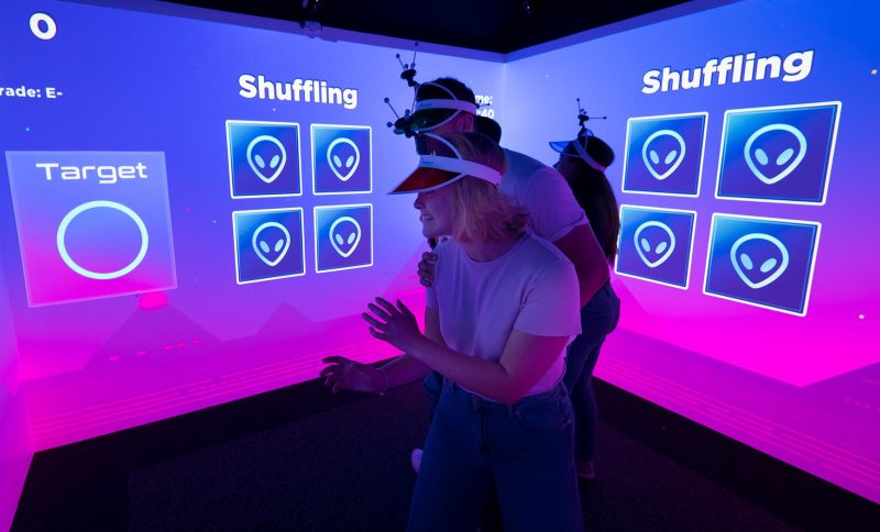 Electric Gamebox Alien Aptitude Test Review