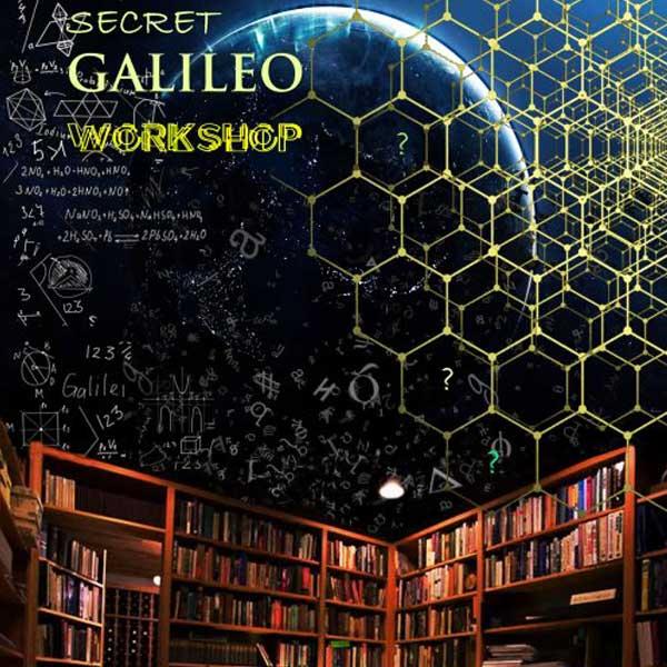 galileo - δωμάτια απόδρασης στην Αθήνα