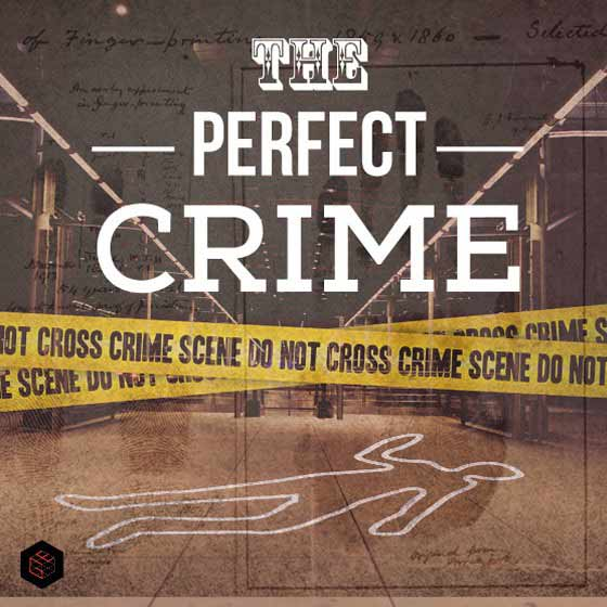 Perfect Crime - δωμάτια απόδρασης στην Αθήνα