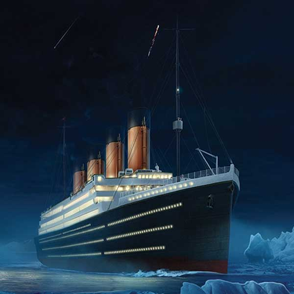 Titanic - δωμάτια απόδρασης στην Αθήνα
