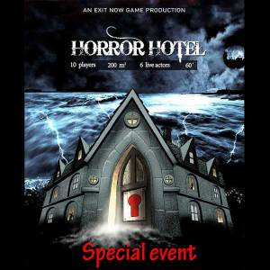Horror Hotel - Exit Now