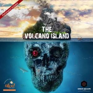 The Volcano Island