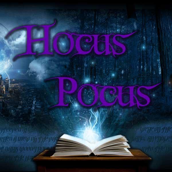 Mazegames -Hocus Pocus