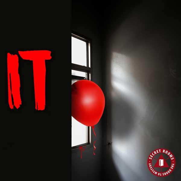 Secret rooms- It