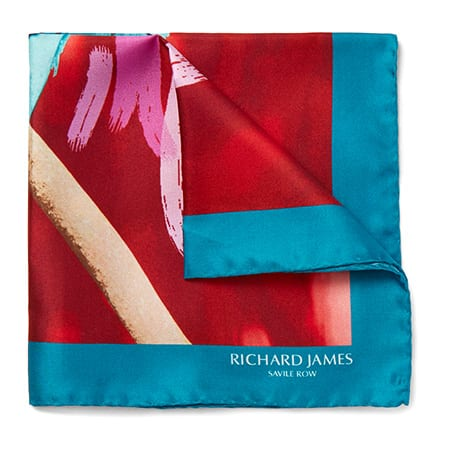 RICHARD JAMES, $80